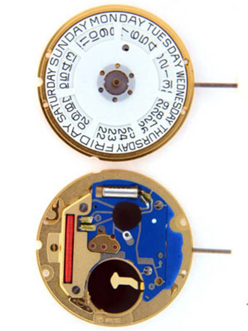 ETA 955 132 Quartz Watch Movement - Main