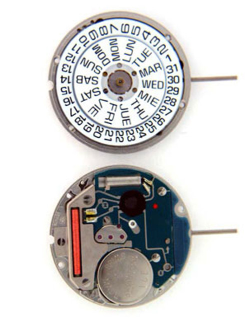 ETA 955 424 Quartz Watch Movement - Main