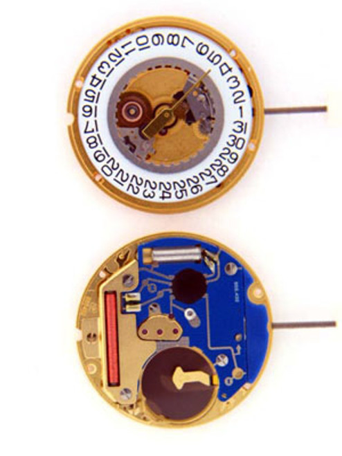 ETA 955 412 Quartz Watch Movement - Main