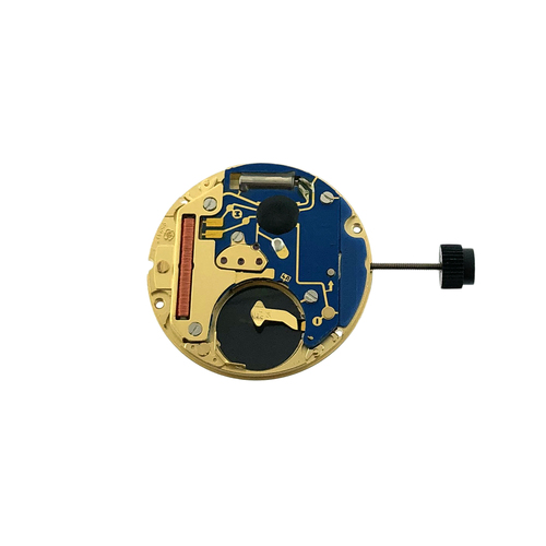 ETA 955 412 Quartz Watch Movement - Main