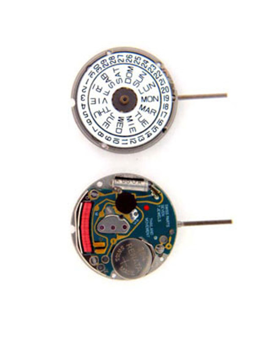 ETA 956 124 Quartz Watch Movement - Main