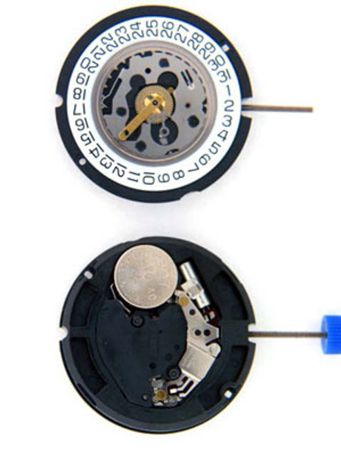 ETA 804 114 Quartz Watch Movement - Main