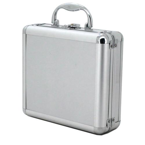 8 Watch Storage Box Aluminum - Top