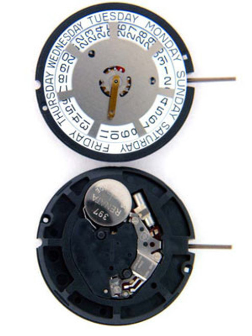 ETA 805 144 Quartz Watch Movement - Main