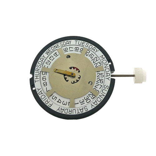 ETA 805 144 Quartz Watch Movement - Front