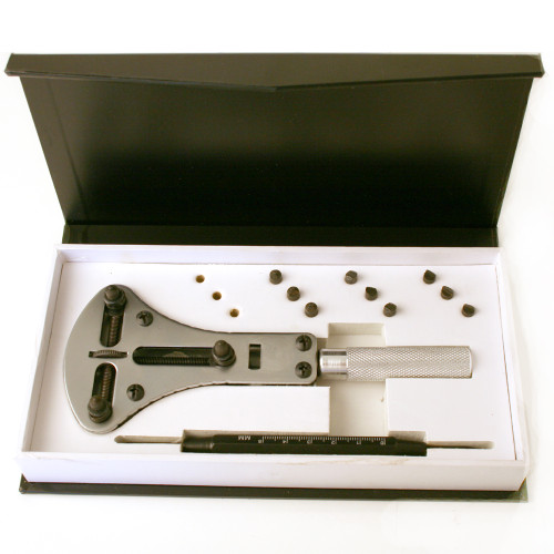 Paylak Extra Large Watch Case Opener Spring Bar Tool Watch Repair Kit