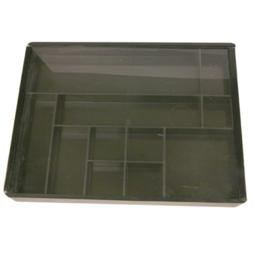 Storage Box Multi Size 11 Compartment Organizer Tray for Small Items - Main