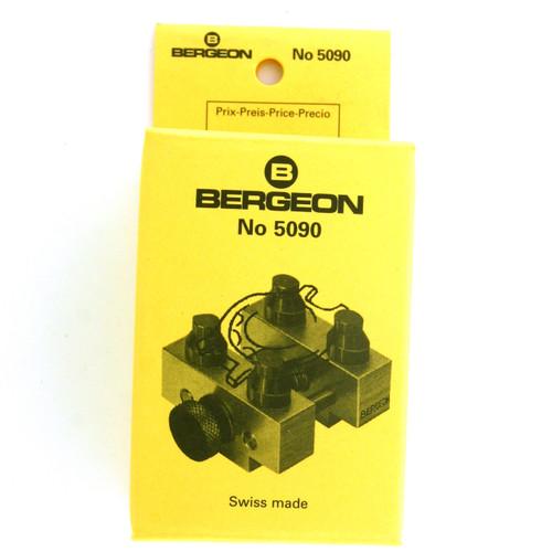 Bergeon Adjustable Watch Case Holder - Main