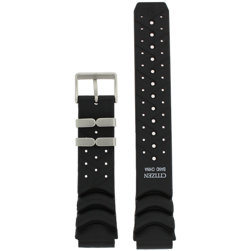 Citizen Watch Band Aqualand Rubber Watch Strap 59-L7481 20mm