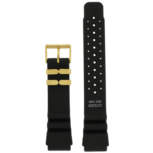 Citizen Watch Band ND Limits 21mm Rubber Watch Strap 59-L7328