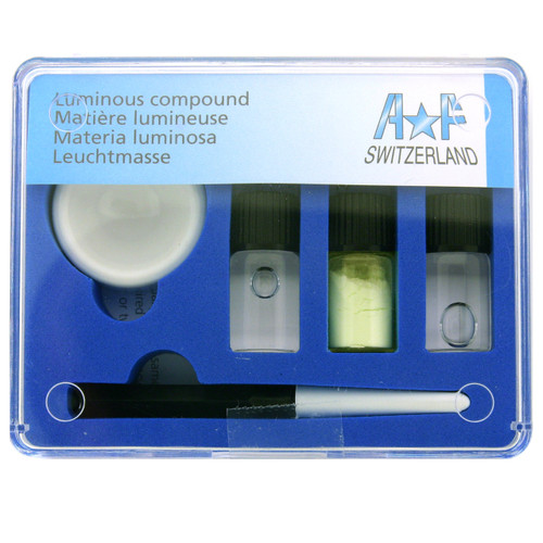 Luminous Compound Paste Yellow for Watch Hands and Dials  AF13253.1 - Main