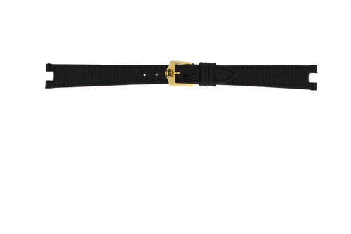 Gucci Watch Band 13mm Black model 4500L