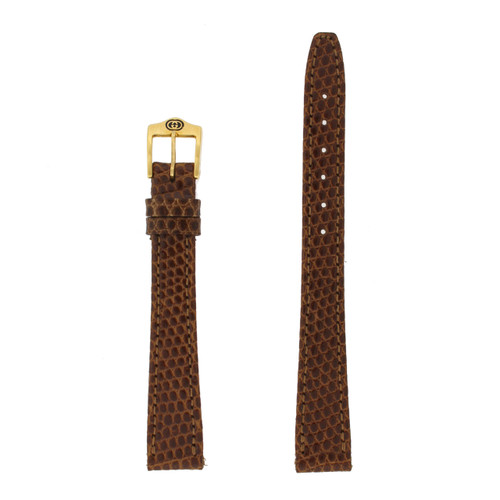 Gucci 2200L ladies 13mm leather strap