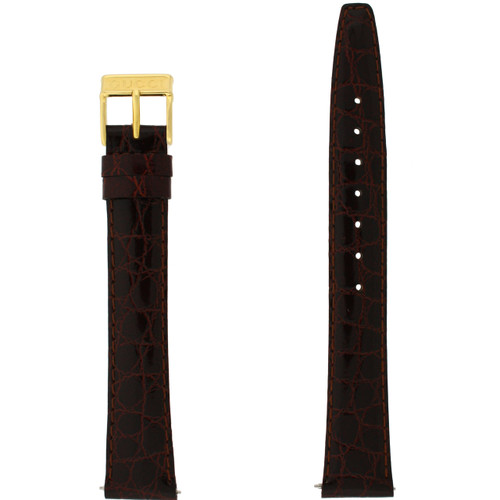 Gucci Watch Band 2200M 3000M 17mm Brown  model