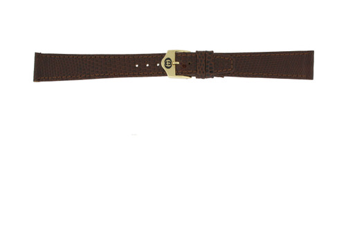 Gucci Watch Strap 15mm Brown models 4200L - Main
