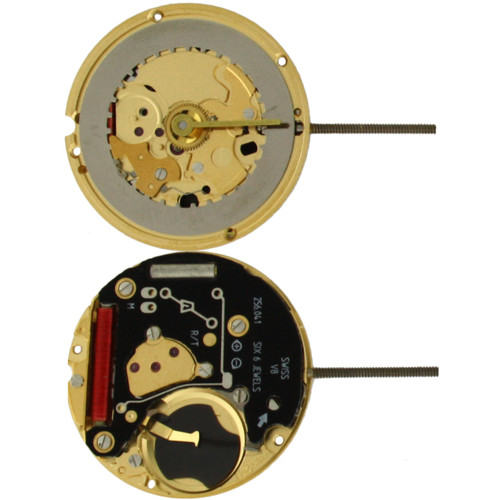 ETA 256.041 Quartz Watch Movement