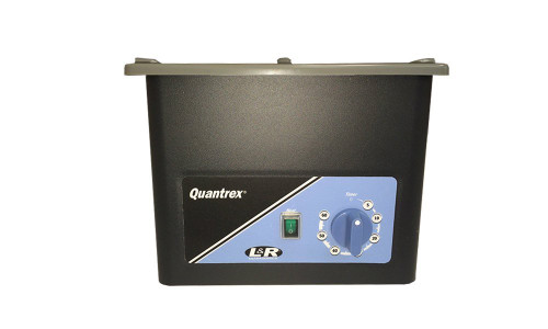 L & R Quantrex Q140 Ultrasonic cleaner With Timer and Heater