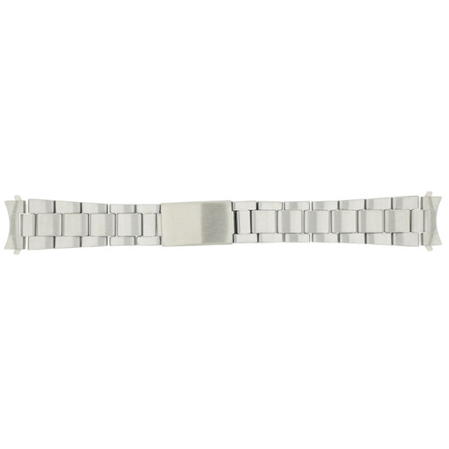 Stainless Steel Metal Watch Band in Oyster Style Link MET148 - Main