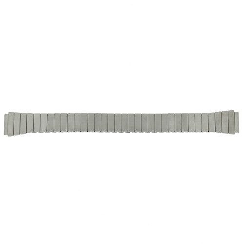 Watch Band Expansion Ladies Silver color fits 12mm - Main
