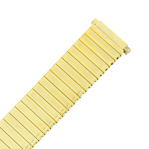 Watch Band Expansion Stretch Gold-Tone Mens 17-21 millimeter - Main