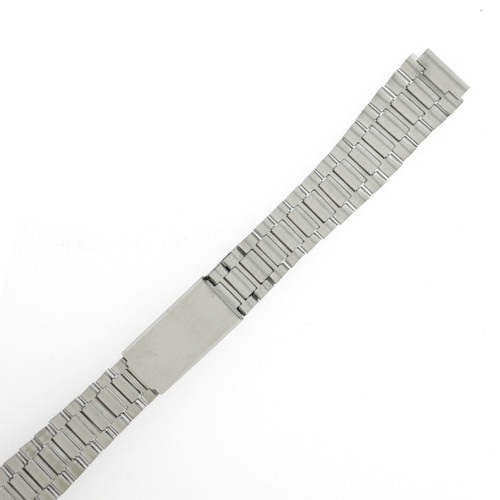 Ladies Watch Band Metal Link Stainless Steel 13 millimeter - TSMET218