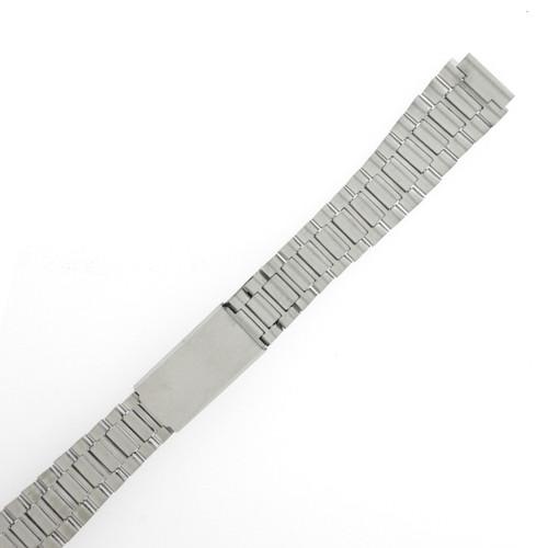 Ladies Watch Band Metal Link Stainless Steel 13 millimeter - TSMET218