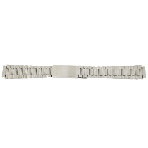 Ladies Watch Band Metal Link Stainless Steel 13 millimeter - Main