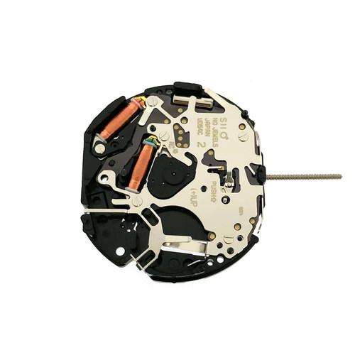 Hattori VD54 Movement -MOVHATVD54 - back