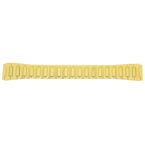 Watch Band Expansion Metal Stretch Gold-Tone 18mm - Main