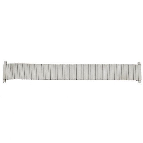 Watch Band Expansion Metal Stretch Silver Color - Main