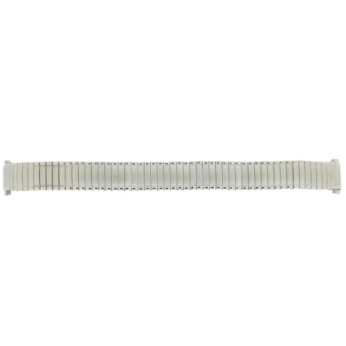 Watch Band Expansion Ladies Silver-Tone 12mm- 14mm - Main  - Main