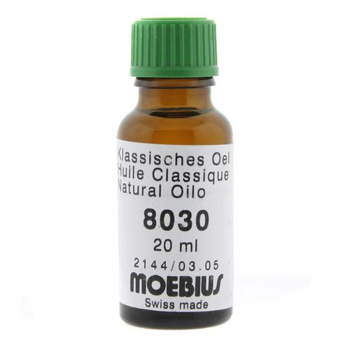 Moebius 8040 Clock Oil | Tool for Watchmakers and Watch Repair - Main