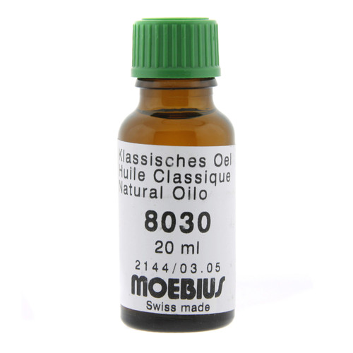 Moebius 8030 Watch Clock oil | Tool for Watchmakers and Watch Repair - Main