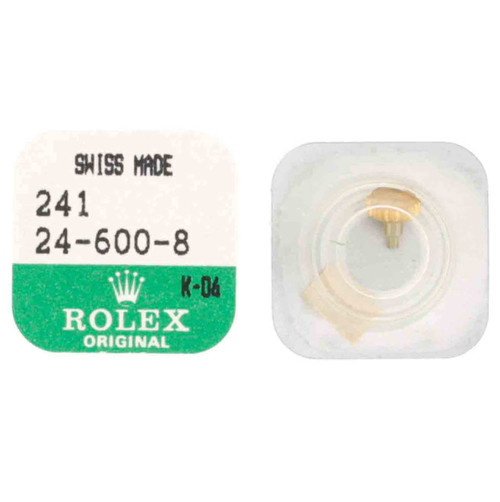 Original Rolex Crown 24-600-8 | Watch Material | Genuine Repair Parts