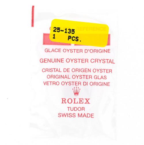 Rolex 135 crystal