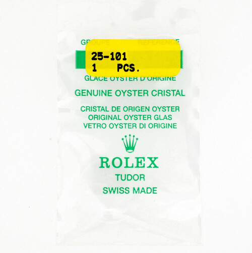 Original Rolex Crystal 25-101