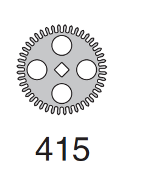 Valjoux 7750 rachet wheel
