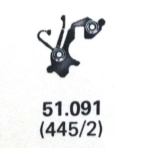 ETA 959.001 set Bridge lever