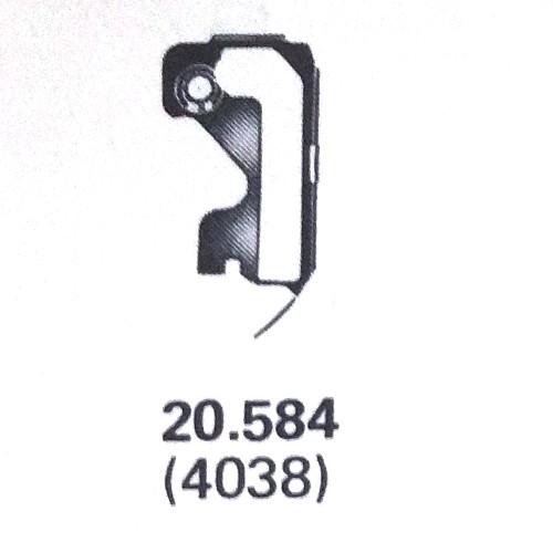 ETA 959.001 upper magnetic screen 4038