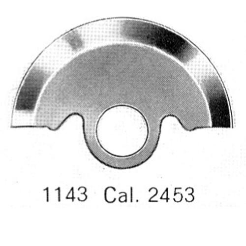 ETA 2452 2472 complete weight