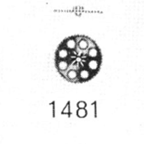 ETA 2450 reduction gear