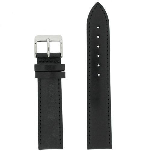 watch band leather black