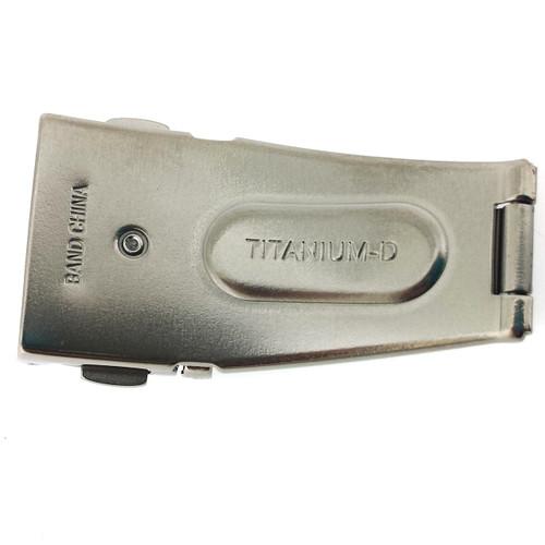 Seiko Titanium Clasp