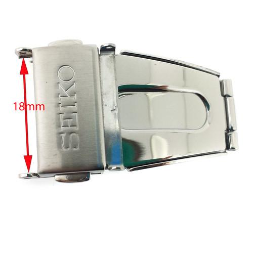 Seiko SGEB34 Titanium clasp