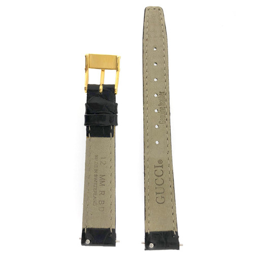 Gucci 12mm watch strap