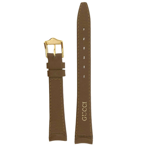 Gucci Watch Band 13mm Khaki models 3000L 3200L 3600L
