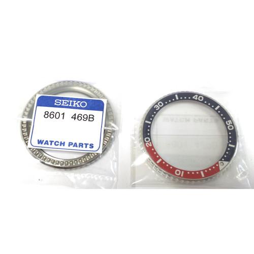 Pepsi Bezel Diver for SKX007 SKX009 SKX175