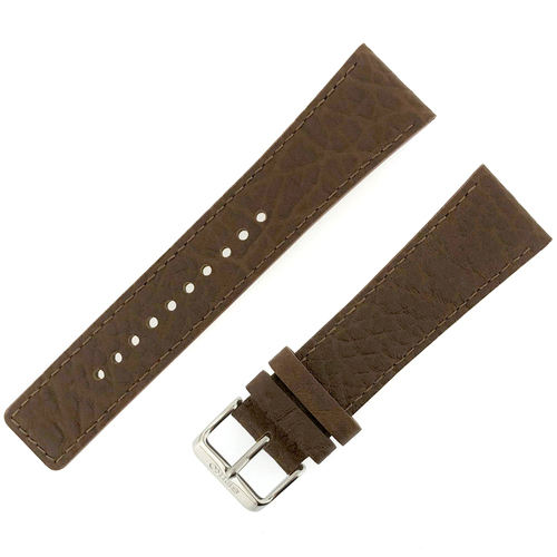 Seiko Leather band Brown 24mm
