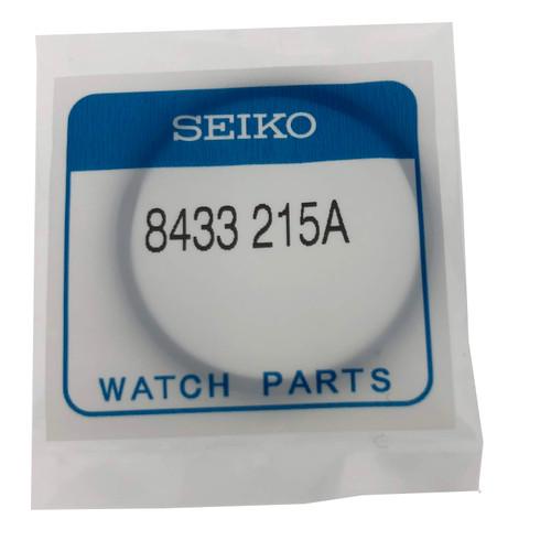 Seiko Black dial ring SRPA21