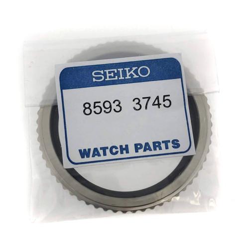 Seiko SNA411 Rotating Black Bezel